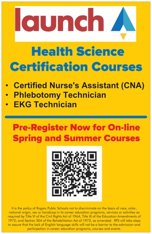Health Sciences Certification Coureses