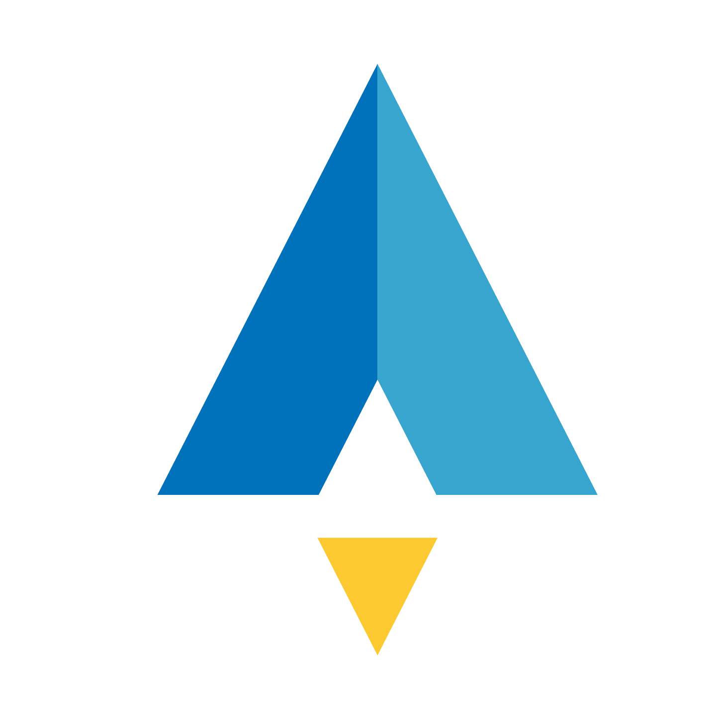 launch rocket logo