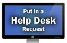 Help Desk request